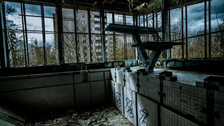 Czarnobyl w wybuchową rocznicę