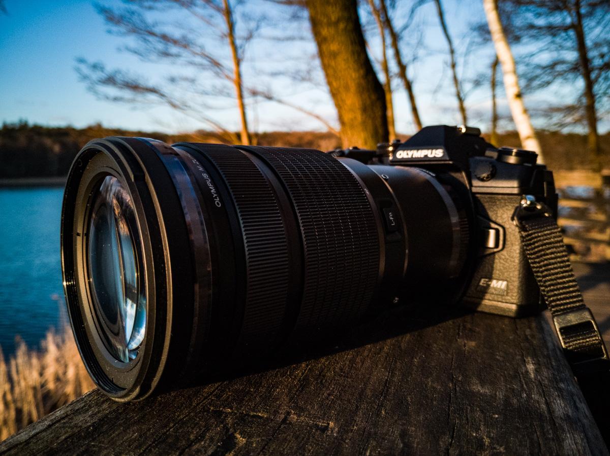 Jakim aparatem robić zdjęcia: Olympus