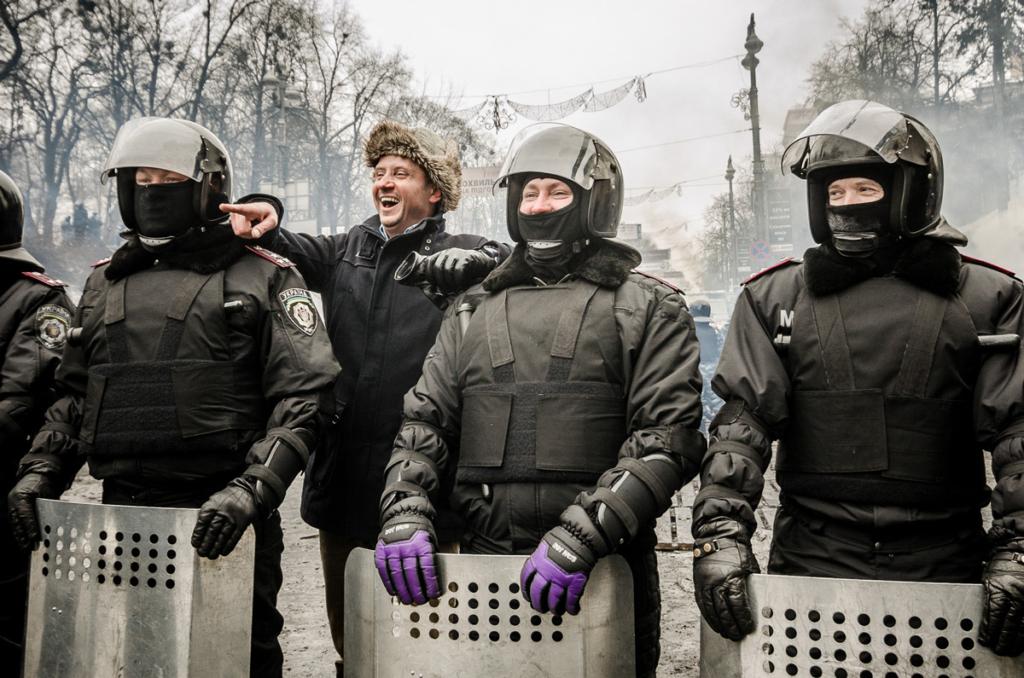 Rewolucja na Ukrainie: Majdan