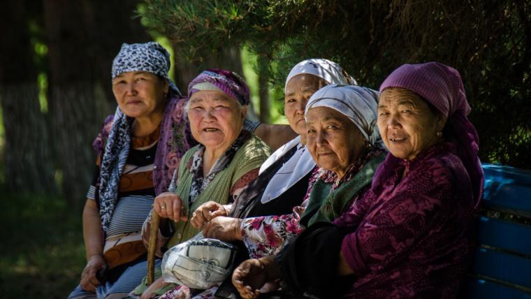 Kirgistan- demokracja w Azji Centralnej