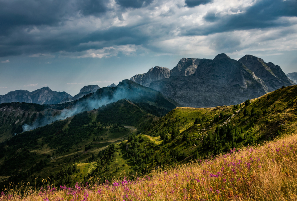 Góry Przeklęte w Albanii
