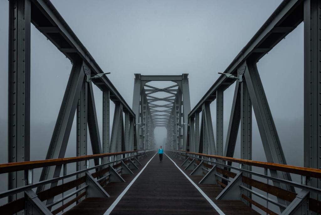 Stany most kolejowy