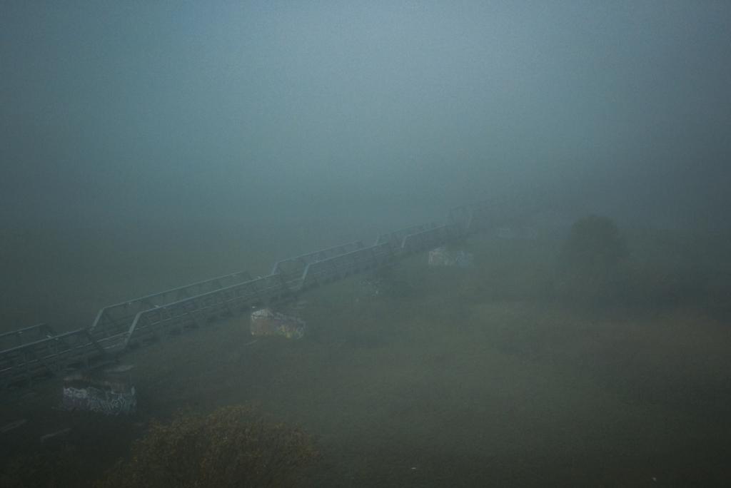 Stany most kolejowy wyremontowany