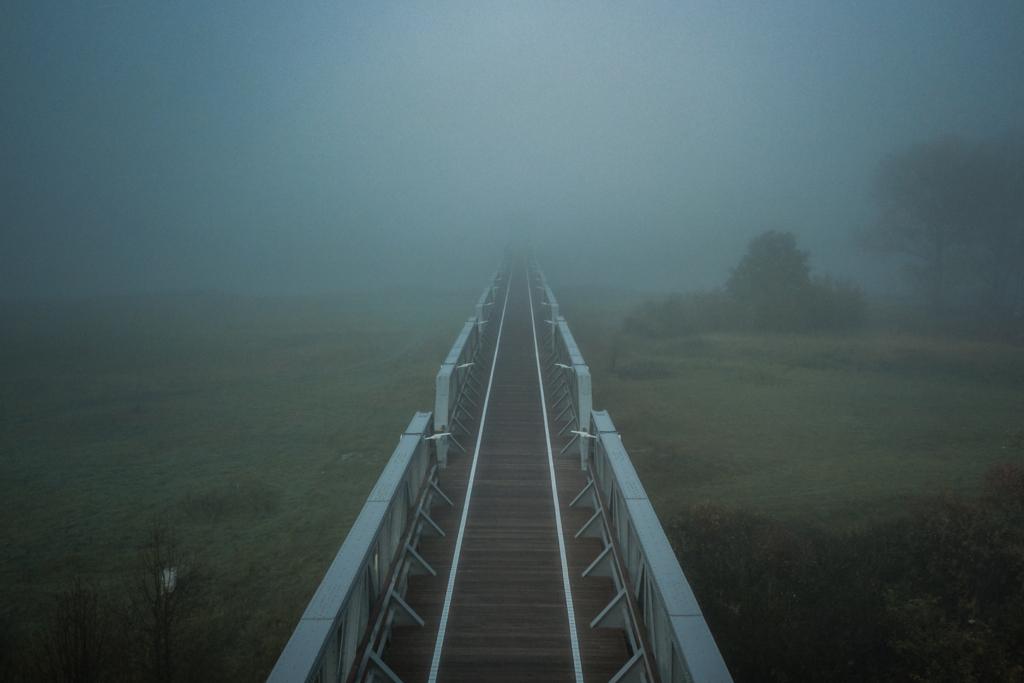 most na odrze ścieżka rowerowa