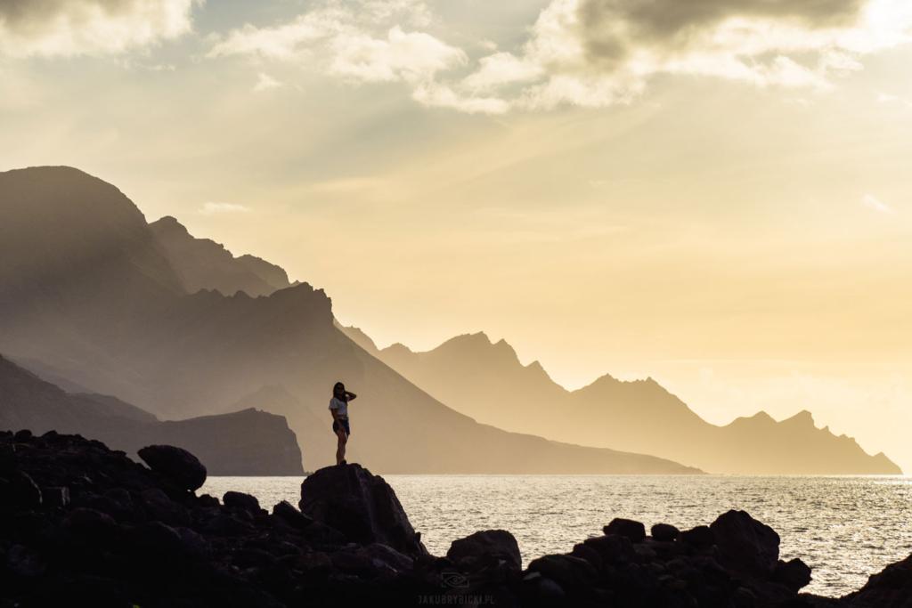 Gran Canaria zachodnie wybrzeże