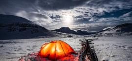 Zimowe podróże rowerowe czyli rowerem przy – 30℃?