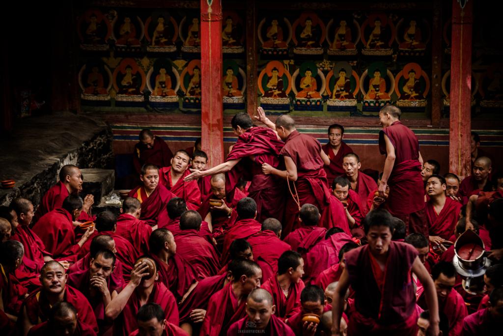 Tybet i lamowie