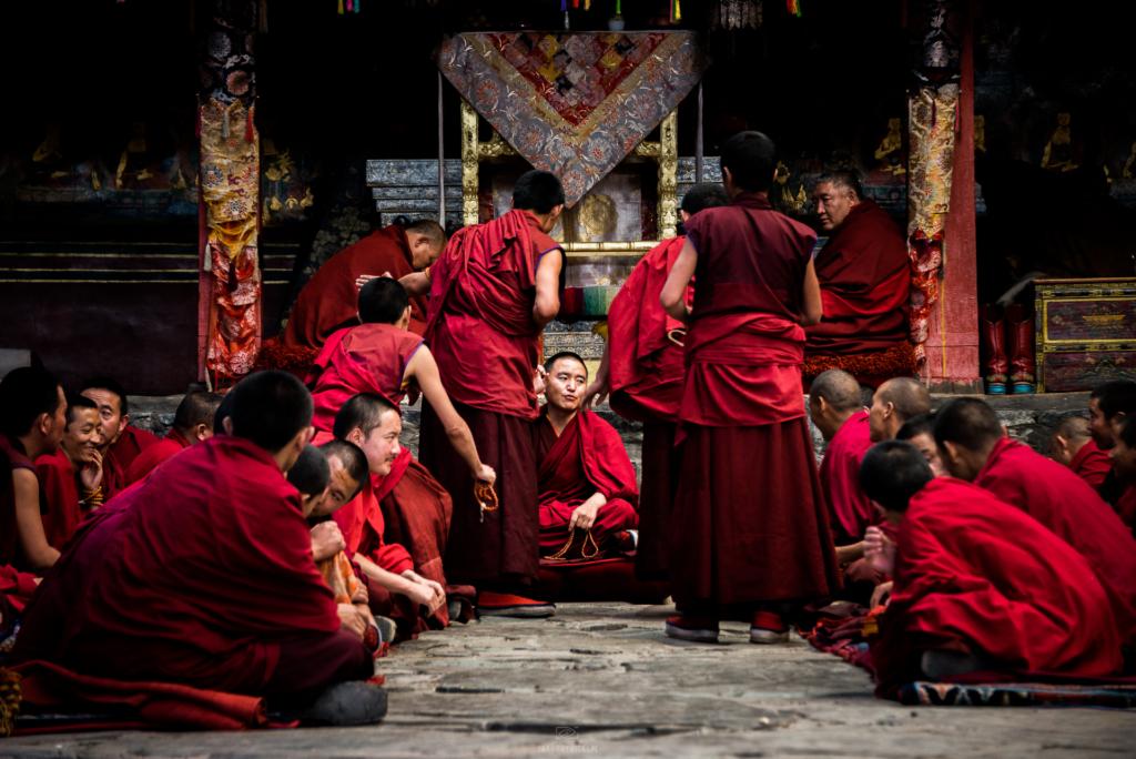 tybetanski klasztor